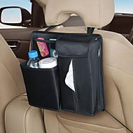 Modern Black Tissue Box For Car