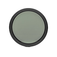 fotga® 58mm slank fader nd filter justerbar variabel ND2 neutral tæthed til nd400