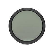 fotga® 58mm slank Fader ND-filter instelbaar variabele neutrale dichtheid ND2 te ND400