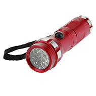 Lights LED Flashlights/Torch / Handheld Flashlights/Torch LED 110 Lumens 1 Mode 5mm Lamp AAA Everyday Use Aluminum alloy