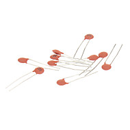 Ceramic Capacitor for DIY Electronic Circuit - Red (270-Piece Pack)