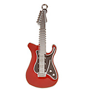 8gb guitarra de metal em forma de pen drive USB