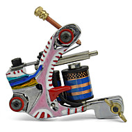 Casting Carbon Steel Dual kelat 8 Huivit Tattoo Machine Gun for Liner