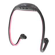 SH-W1 Wireless Neck-Band auricolare con FM, slot per scheda TF