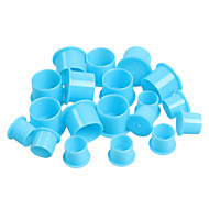 100 Pezzi Tattoo Ink Cups