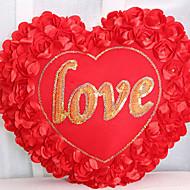 glücklich Herzform Liebesmuster Neuheit Kissen