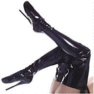 Women's Shoes Sexy  Round Toe Stiletto Heel Over The Knee Boots