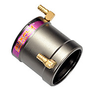 SUXFLY 36MM Titanium Water Cooling Jacket for RC Model Boats