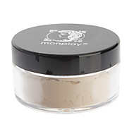Monplay Soft Feel Loose Powder for Eye/Face(Color No.02)