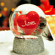 "Gifts Bridesmaid Gift ""Visible Love"" Crystal Ball"