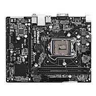ASRock H81M-VG4 LGA1150 אינטל H81 DDR3 SATA3 USB3.0 GbE MicroATX האם