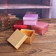 Platz Aluminium Foil Favor Boxen - Set von 12 (weitere Farben)