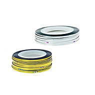 1kom Iscrtavanje Tape Line Nail Art dekoracija naljepnica (Izabrane boja)