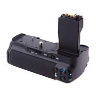 מחזיק גריפ אנכי סוללה מחזיק סוללה מצלמה חמה למכירה T2i הגעה לניו 600D 550D Rebel T3i Canon EOS