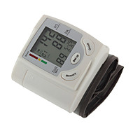 Upper Arm Blood Pressure Monitor Manual Memory Storage / Auto Off Battery