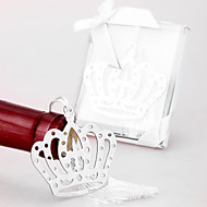 Crown Design rustfritt stål bokmerke
