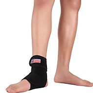 Sports Basketball Elastic Ankle Foot Brace Support - Free Size