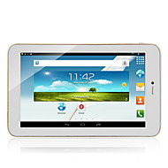 "A72 7 ""Android 4.2 3G Dual Core Phone Tablet (RAM 512MB + ROM 8GB, WiFi, GPS, Dual Camera, Dual SIM)"