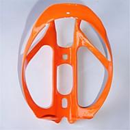 Moto Gaiolas da garrafa de água Ciclismo/Moto Laranja Completamente em Carbono / Fibra de Carbono
