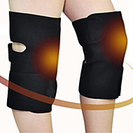 2 Pcs Spontaneous Magnetic Heating Therapy Knee Brace Support Protection Belt