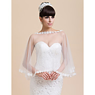 Tulle Wedding/Special Occasion Hood