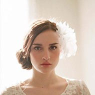 Women's Polyester Headpiece - Wedding/Special Occasion/Casual/Outdoor Flowers