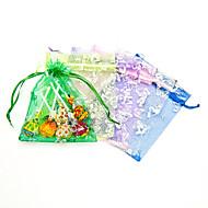 Schmetterling Design für Beutel mit Band - 12-teilig (weitere Farben)