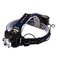 תאורה פנסי ראש LED 900/1600/1200/450 Lumens 3 מצב Cree XM-L T6 / T6 XM-L2 קריס 18650 ניתן לטעינה מחדש רב שימושי סגסוגת אלומניום