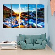 Canvastaulu Art Maisema Light of Hope Sarja 5