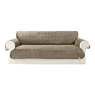 Kaki Vannavvisende Moderne Overtrekk til sofa , Polyester Stofftype slipcovere