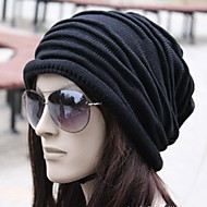 Unisex's Korean Folding Knitted Cap