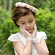 Schuim Bloemenmeisje Helm Bruiloft/Speciale gelegenheden/Casual Bloemen Bruiloft/Speciale gelegenheden/Casual
