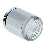 Battery-Free Seven Farbe ändern RGB LED Wasserhahn Licht