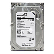 "Seagate ST1000DX001 SATA3 3.5"" 1TB SSHD Internal Hard Drive for Desktop"