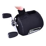 Trulinoya-Portable Black Reel Fishing Bag
