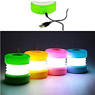 ABS USB Night Light LED (cores sortidas)