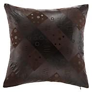 Polyester Housse de coussin , Géométrique Traditionnel/Classique