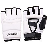 PU Leather Half Finger Boxing Gloves(Assorted Size)