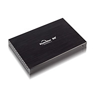 Blueendless 2,5 polegadas USB 2.0 80GB Disco Rígido Externo