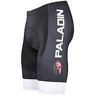 PALADIN® Gepolsterte Fahrradshorts Herrn Atmungsaktiv / UV-resistant / 3D Pad Fahhrad Shorts/Laufshorts / Gepolsterte Shorts / Unten