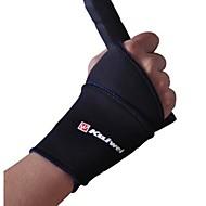 0603 poignet élastique de soutien de croisillon Protector Bricolage - Noir