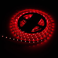 5M 24W 300x3528SMD lampada LED Strip luce rossa (DC 12V)