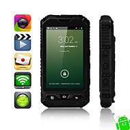 "MOXIV 4.0 "" Android 4.2 Smartphone 3G (Dual SIM Dual Core 5 MP 512MB + 4 GB Verde / Amarillo)"