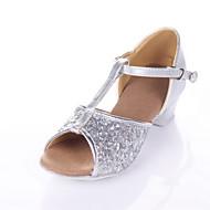Женщины & Детская обувь искусственной кожи Dance For Латинской / бальных Сандалии (другие цвета)