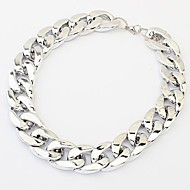 Women'S European Alloy Simple Chain
