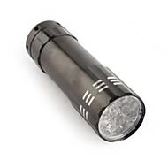 תאורה פנס LED / פנסים ותאורה לאוהל / פנסי יד LED 80 Lumens 1 מצב Luminus SST-50 AAA אחיזה נגד החלקהמחנאות/צעידות/טיולי מערות / שימוש