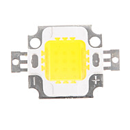 10W 800-900LM High Power 4500K Natural branco LED Chip Integrado (9-12V)