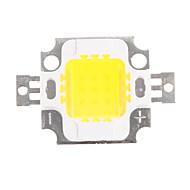 10W 800-900LM חשמל גבוה משולב 4500K טבעי לבן שבב LED (9-12V)