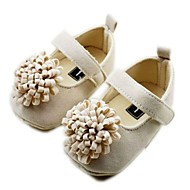 Cotton Girl's Flat First Walker Flats with Flowers Shoes (More Colors)