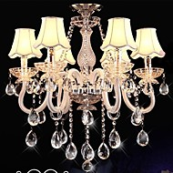 Chandelier ,  Modern/Contemporary Painting Feature for Crystal GlassLiving Room Bedroom Dining Room Kitchen Study Room/Office Kids Room